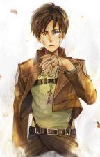 Watching Eren by bllover581