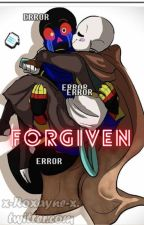Forgiven ( Ink x Error ) rewright being made becuse this on suck balls by Number1Glitch