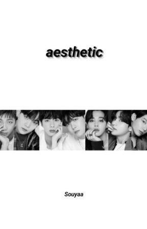 aesthetic  by 11Souyaa