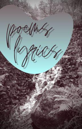 poetry & lyrics by UndieGirl
