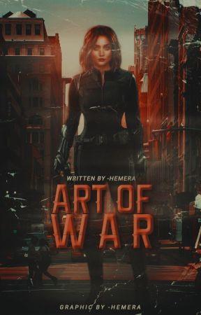 art of war ▸ sam wilson by -hemera
