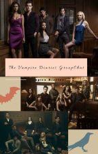 The Vampire Diaries GroupChat ✨ by thatzz_nitzz
