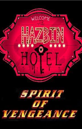 Hazbin Hotel: Spirit of Vengeance (Hazbin Hotel x Ghost Rider) by MetroXLR