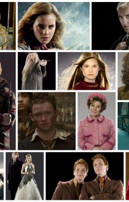 Harry Potter Charaktere Ginny Weasley Wattpad