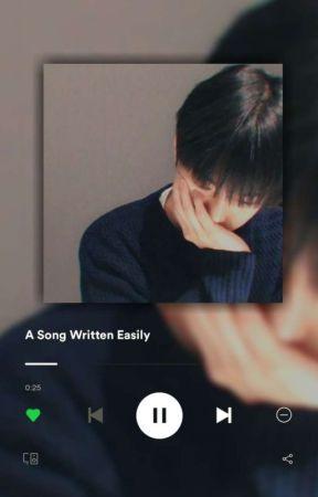 A Song Written Easily 🎶 by imdlwk