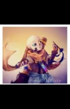 Becoming ink sans from undertale/underverse !? by KarmaAkabane425