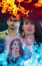 AvNeil: Fire and Ice by fanofsomeone_aditi2