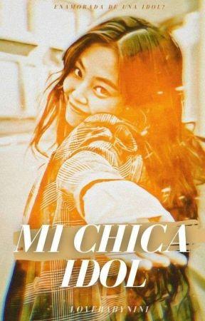 Mi Chica Idol(Jennie y tu)(G!P) by LoveBabyNini