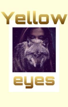 Yellow eyes  by Leyla_sck