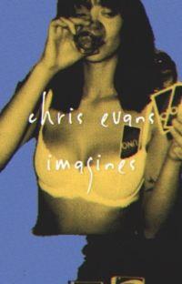 chris evans imagines  cover