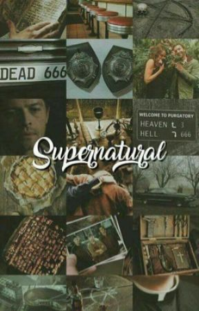 Supernatural from my phone by okay-Jo