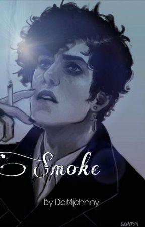 Smoke ~ a Goth Kids fanfiction by Doit4Johnny