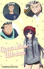 Opposites Attract (BokutoxOC) by yunisulovesyou