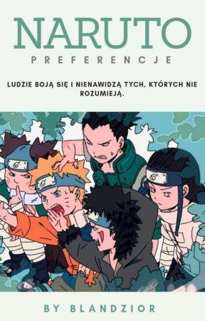 Preferencje z Naruto by blandzior
