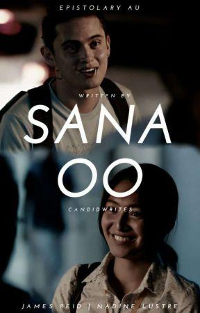 Sana Oo by candidwrites