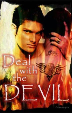 Deal with the Devil [BoyxBoy • MenxMen] by caioryan