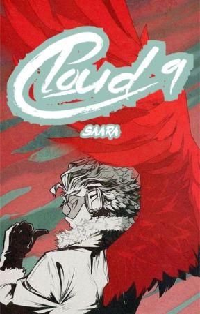 CLOUD 9  [Hawks x Reader] by SAARA_A