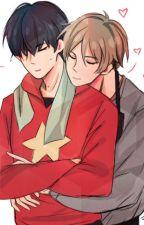 Stay by my side (Daiharu) by sleepdeprivedbanana