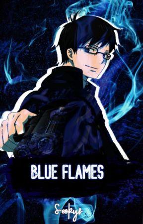 Blue Flames [Yukio Okumura] by Vi_Seok