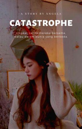 catastrophe | hwang yeji (tahap revisi) by xngelaaax