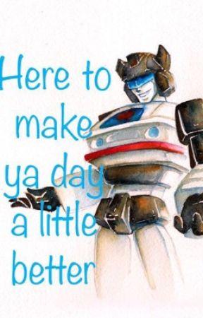 Transformers Fan Art and Memes  by Iris_Wave