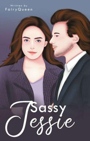 Sassy Jessie || Louis Tomlinson by FairyQueenFairy