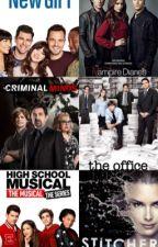 My TV Shows  + Movies  by lostinwonderrr