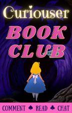 Curiouser BOOK CLUB by CuriouserBC