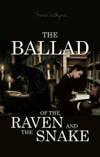 The Ballad of the Raven and the Snake / A Snape Story by FrostValkyrie