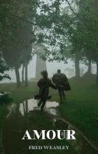 Amour - Fred Weasley by fredddweasley