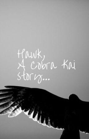 Hawk, a cobra kai story  by dracosgourl