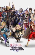 DISSIDIA Final Fantasy NT  by KH3_XIII