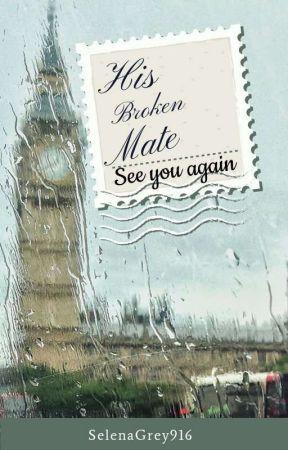 His Broken Mate by SelenaGrey916