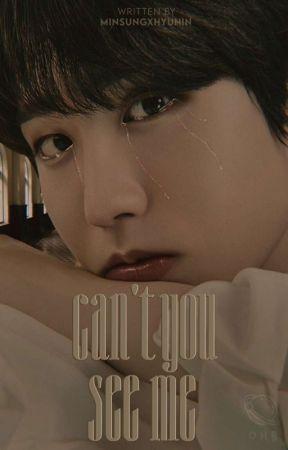 [Can't You See Me] ~MINSUNG~ by minsungxhyunin