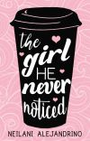 The Girl He Never Noticed cover