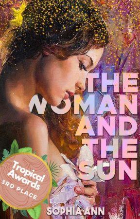 The Woman and the Sun by Sofiiiii17