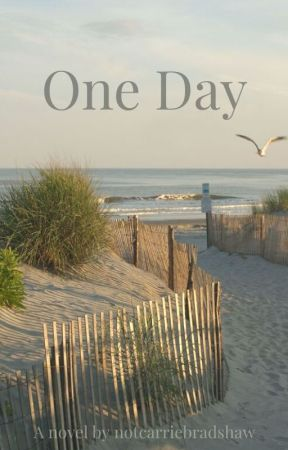 One Day | On Hold by notcarriebradshaw