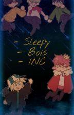 Sleepy Boys Inc. Oneshots by Arctic2320