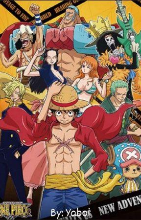 One Piece x Reader by YaBoiSero