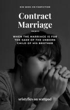 CONTRACT MARRIAGE: Kim Seokjin AU √ by sristyfics