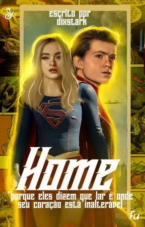 HOME | Peter Parker  by dixstark