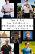 Gay Celebrity/Fictional Characters one shots by ALMT13569