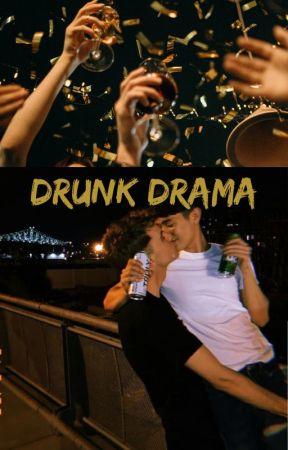 Drunk Drama by Giojoshii