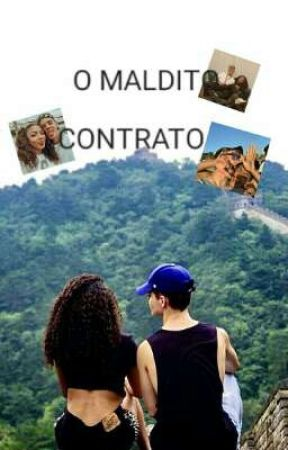 O MALDITO CONTRATO - BEAUANY -EM PAUSA  by PauloRobertoDeLima