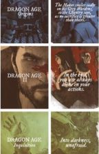 Dragon Age oneshots by swooping-dragons