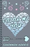 Color Me You (gxg) cover