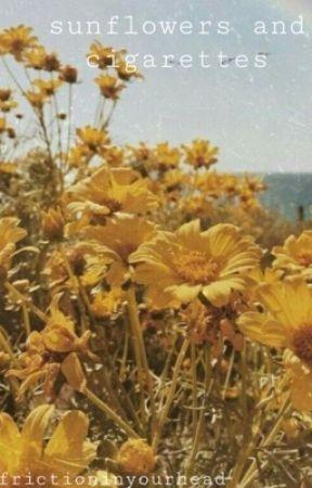 Sunflowers // Wooyu by frictioninyourhead