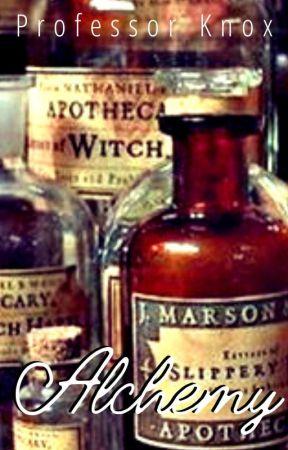 Alchemy by Hogwarts_Academy