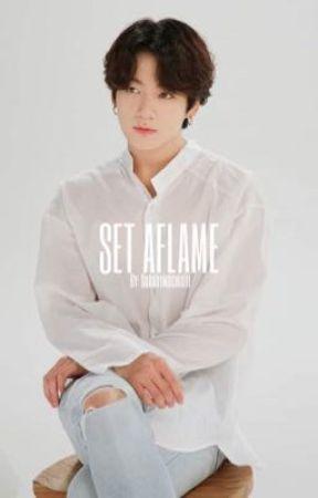 Set Aflame || JJK by sugarymochiiiii