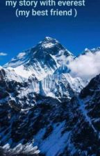 my story with the mighty everest by keerthanaNikhil